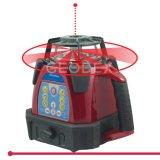 nível Self-Leveling automático do laser da rotação 300hv com bloco da bateria seca