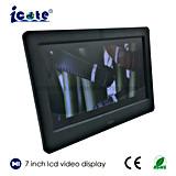 Bâti Manifester-Digital visuel de photo d'écran LCD des best-sellers 7inch