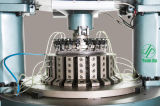 Circular duplo de pequeno diâmetro máquina de tricotar