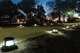 Lámpara solar del césped de la Fácil-Instalación LED para el jardín