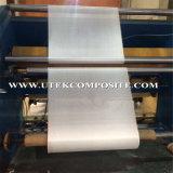 Fibre de verre de tissu de fibre de verre du prix bas 6oz pour la planche de surfing colorée