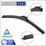 Guangzhou-Selbstersatzteile Wholesale Multifunktions10in1 weiche Aerotwin Windschutzscheiben-Wischer-Schaufel