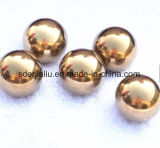 Color de bajo carbono sólido de 15mm 16mm 17mm oro rosa para el Juego de Bolas de acero