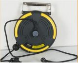 Risnese combinación de carrete de manguera de pared para equipos de lavado de coches