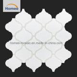 74X78 Diseño hermoso superficie brillante Cocina Backsplash baldosas mosaico