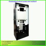Gabinete de la ranura de mecanizado CNC de piezas de punzonado de chapa metálica