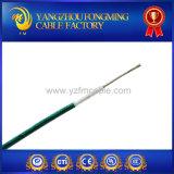 alambre trenzado de la temperatura alta de Mgt de la fibra de vidrio del aislante de la mica 0.25mm2
