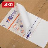 Escrituras de la etiqueta de envío blancas impermeables de la escritura de la etiqueta de direccionamiento del trazador de líneas del papel cristal de Matt