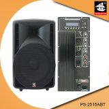 15 Spreker van Bluetooth van de Macht van de duim de Professionele 200W Plastic Actieve met FM pS-2515abt