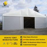 كبيرة مستودع خيمة مع فولاذ ألواح لأنّ تخزين صناعيّة ([ب2] [هف30م])