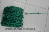 광저우에 있는 공장 가격을%s 가진 PVC 입히는 가시철사