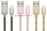Nuovo cavo di carico di Syn del lampo del USB per il iPad più 5s dell'esperto in informatica 6s 7 5 di iPhone 6 del Apple