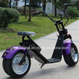 18インチ2の車輪1000W Harleyの脂肪は電気スクーター、Citycocoの電気スクーターを疲れさせる