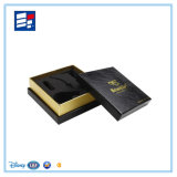 Cadre pliable personnalisé d'étalage de cadeau de papier de dessin-modèle pour le bijou d'emballage