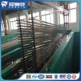 Beschichtung-Aluminiumprofil des Puder-6063-T5 für Glaswand-System