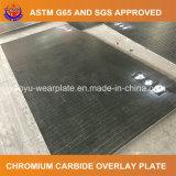 Piatto bimetallico di usura con ASTM G65 approvato