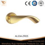 Современный минимализм алюминиевых внутренней ручки двери из дерева (AL023-ZR02)
