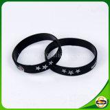 Qualitäts-Handgelenk-Band-kundenspezifischer Firmenzeichen-SilikonWristband