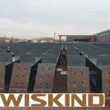 ISO y SGS bastidor estructural de la luz de la estructura de acero, acero Estructura de acero de construcción prefabricados