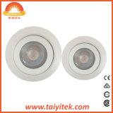 5W-15W indicatore luminoso di comitato ultra sottile del tondo LED per illuminazione del negozio/ufficio/mercato/viale