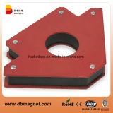 Suporte de soldagem magnético permanente para manual