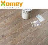 Modèle en bois de revêtements de sol en PVC Vinyl de verrouillage