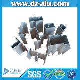 Profil en aluminium du Vietnam pour que le matériau de construction fasse la porte de guichet