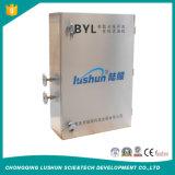 Planta de filtro de óleo isolante on-line de mudanças de torneiras em carga para o transformador (BYL)