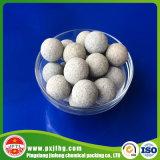 Bolas de cerámica de pulido inertes del alúmina de la pureza elevada para el molino de la amoladora