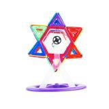 46 PCS Learning Kids brinquedos magnéticos com material de segurança e ambientais