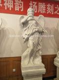 Большие мраморный дешевые скульптуры ангела