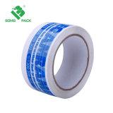 表面の印刷テープのロゴ