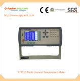 -200c-1300cの範囲(AT4516)との測定の水温のための温度計