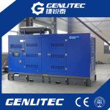 conjunto de generador diesel industrial del motor de 600kVA Perkins