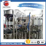 Línea de relleno rotatoria en botella automática de la máquina del aceite de mesa que capsula