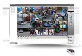1.0/1.3/2MP 4CH無線IP NVRキットの機密保護CCTVのカメラシステム