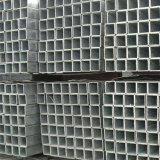 100*100mm cuadrados de tubos de acero