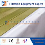 Filtropressa semi automatica idraulica della filtropressa della membrana del pacchetto
