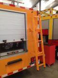 Caixa de alumínio caminhão de incêndio parte Palete Vertical de Acessórios