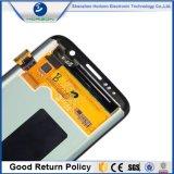 Handy LCD für G935 LCD Rand der Samsung-Galaxie-S7