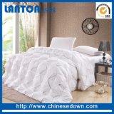 Comforter de seda do Quilt do cetim macio da ceia para a HOME e o hotel