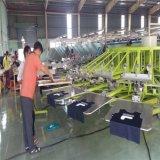 너무 크은 생산을%s 32의 색깔 스크린 인쇄 기계