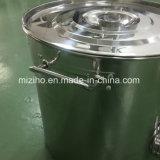 Speicher Tannk des Edelstahl-25L kleiner Behälter