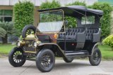 Raffinierte Entwurfs-Metallkarosserien-klassische Golf-Autos