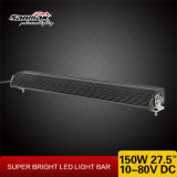 27.5 '' barra chiara LED dell'automobile fuori strada di 150W IP68 4X4