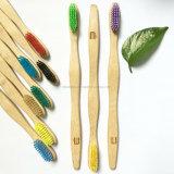 Reine Bambusumweltsmäßigzahnbürste