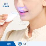 Зубы забеливая свет ускорения подносов СИД набора 2 геля зуба набора 35% отбеливая термо- формируя зубоврачебный