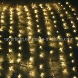 Del Feux d'arbres de Noël décoratifs commerciale Twinkle filets de lumières