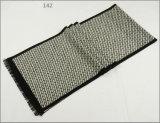 Зимы чывства кашемира женщин людей шарф печатание диаманта Unisex реверзибельной теплый проверенный толщиной связанный сплетенный (SP818)