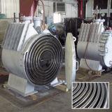 Le raffinage du pétrole en spirale type de fournisseur de plaque d'échangeur de chaleur